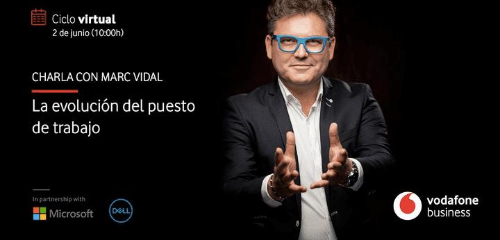 charla marc - Charla con Marc Vidal